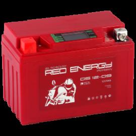 АКБ Red Energy  DS 12-09, 9 Ач, 12 В, 140 А, 150х86х108 мм, YTX9-BS, YTX9