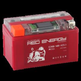 АКБ Red Energy DS 12-10.1, 10 Ач, 12 В, 200 А, 150х86х93 мм, YTZ10S