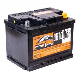Аккумулятор AKOM Автофан 6СТ-60 (60 A/h)