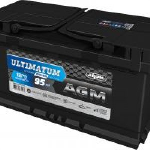 AKOM ULTIMATUM AGM 95 Аh