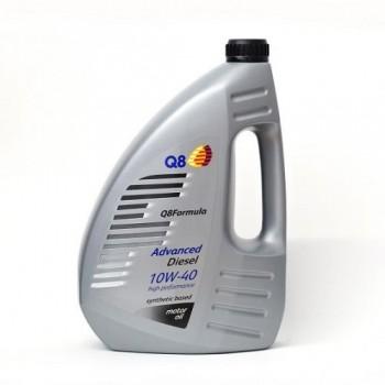 Моторное масло Q8 Advanced Diesel 10W40 4 л