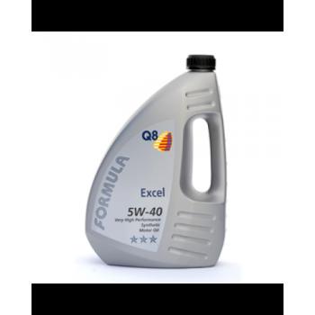 Моторное масло Q8 Excel 5w40 4л