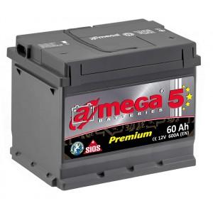 A-mega Premium 60 R 600 Ач