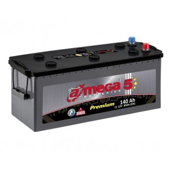 A-mega Standart 140 R 800Ач
