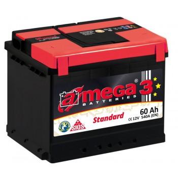 A-mega Standart 60 R 540 Ач