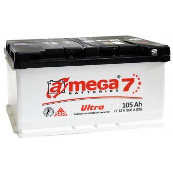 A-mega Ultra 105 R 960 Ач