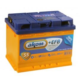 Аком EFB 55 R+ 530A