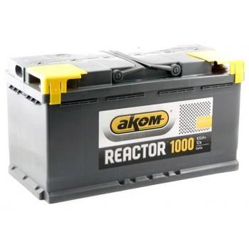 АКОМ Reactor 6CТ 100 R+ 1000A