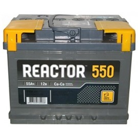 АКОМ Reactor 6CТ 55 R+ 550A