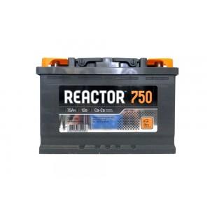 АКОМ Reactor 6CТ 75 R+ 750A