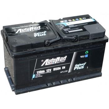 Autopart Galaxy Plus AP1100 110Ah R+ 950A