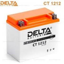 Аккумулятор Delta AGM CT 1212 (YTX14-BS, YTX12-BS) (12 А/ч)