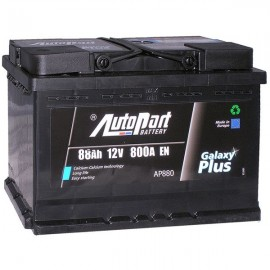 Autopart Galaxy Plus AP880 (88 А/ч) R+  800А