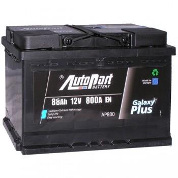 Autopart Galaxy Plus AP880 (88 А/ч) R+  800А