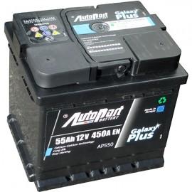 Autopart Galaxy Plus AP550 55Ah R+ 450A