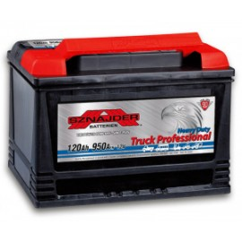 Sznajder Plus (120 A/h), 950A R+
