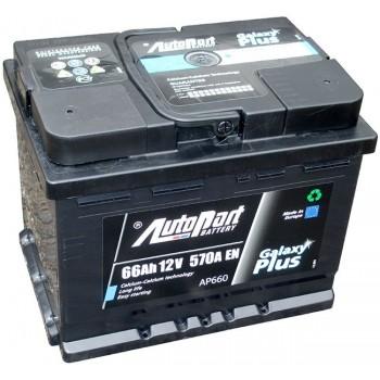 Autopart Galaxy Plus AP660 66Ah R+ 570A