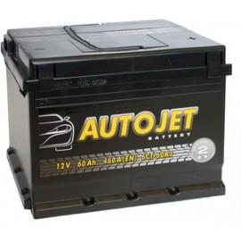 Autojet 6CT-60 (60 A/h), 480A R+/L+