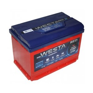 Westa RED EFB 110 a/h 880A