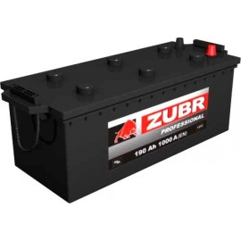 Zubr Professional (190 A/h), 1000А R+