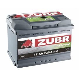 Zubr Premium (77 A/h), 720А R+