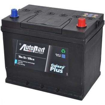 Autopart Galaxy Plus AP570 JIS 70Ah R+ 570A