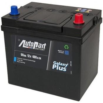 Autopart Galaxy Plus AP481 JIS 60Ah L+ 480A