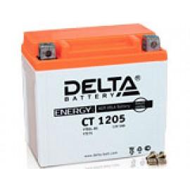 Аккумулятор Delta AGM CT 1205 (YTX5L-BS, YTZ7S, YT5L-BS) (5 А/ч)