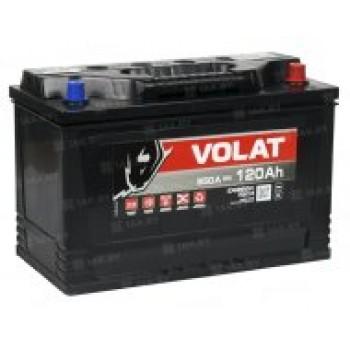 VOLAT 120 Aч R+/L+  950А