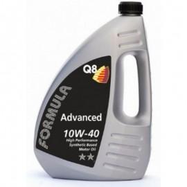 Моторное масло Q8 Advanced 10W40 4 л