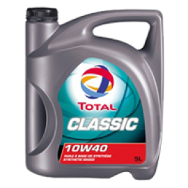 МОТОРНОЕ МАСЛО TOTAL CLASSIC 10W-40 5л
