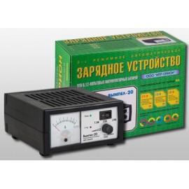 Зарядное устройство Вымпел-20 автомат,0-6А, 6/12/18В, стрелочный амперметр