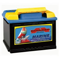 Аккумулятор лодочный тяговый SZNAJDER Marine 75 R